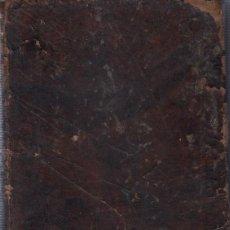 Libros antiguos: JORNADAS DIVERTIDAS POLITICAS SENTENCIAS Y HECHOS MORALES DE REYES Y HEROES DE LA ANTIGUEDAD. 1794.. Lote 156104418