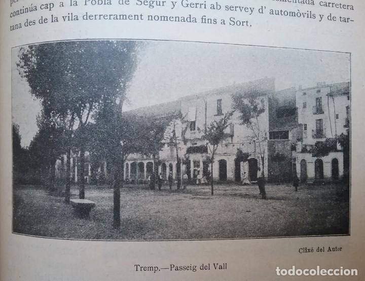 Libros antiguos: GEOGRAFIA GENERAL DE CATALUNYA PROVINCIA 4 VOL. F. CARRERAS Y CANDI PRINCIPIOS S. XX - Foto 6 - 156621922