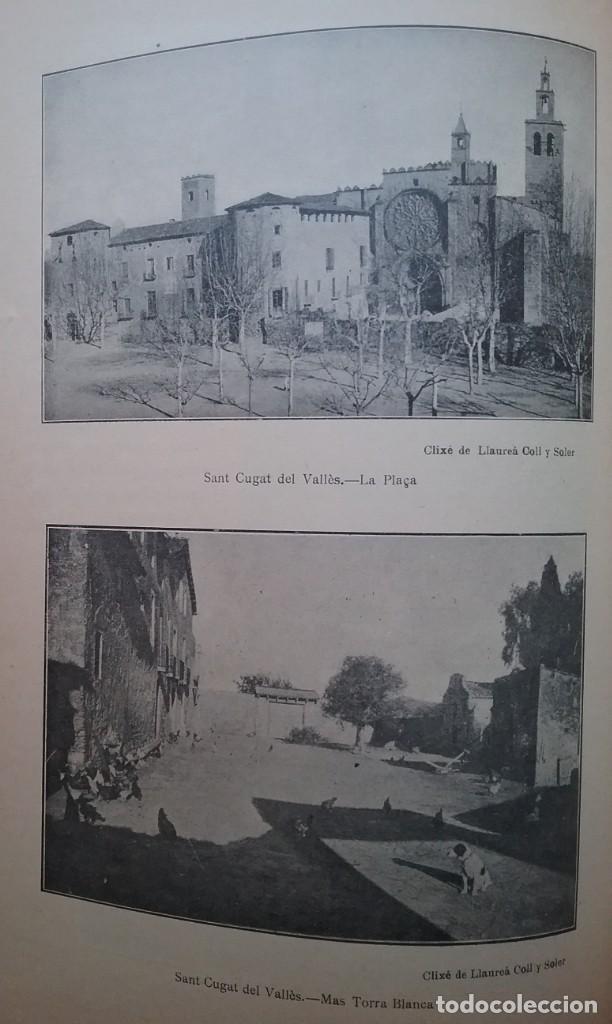 Libros antiguos: GEOGRAFIA GENERAL DE CATALUNYA PROVINCIA 4 VOL. F. CARRERAS Y CANDI PRINCIPIOS S. XX - Foto 11 - 156621922