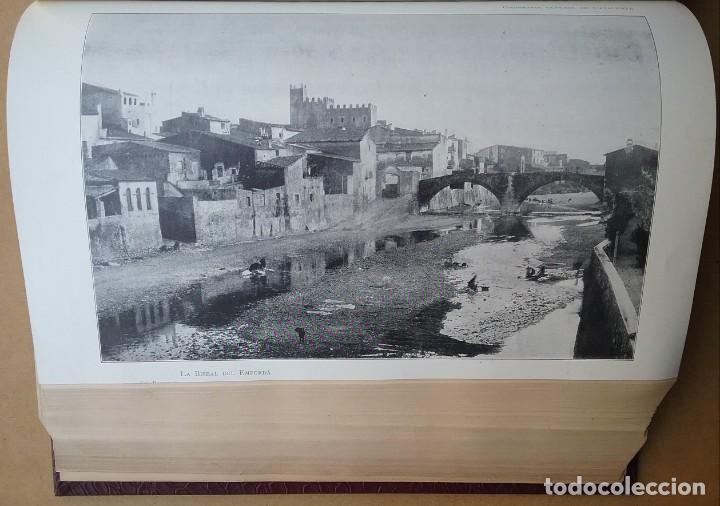 Libros antiguos: GEOGRAFIA GENERAL DE CATALUNYA PROVINCIA 4 VOL. F. CARRERAS Y CANDI PRINCIPIOS S. XX - Foto 15 - 156621922