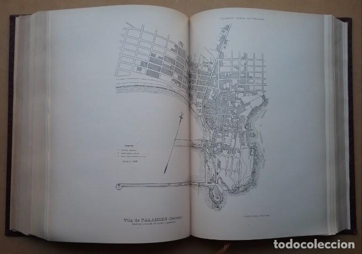 Libros antiguos: GEOGRAFIA GENERAL DE CATALUNYA PROVINCIA 4 VOL. F. CARRERAS Y CANDI PRINCIPIOS S. XX - Foto 18 - 156621922