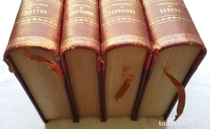 Libros antiguos: GEOGRAFIA GENERAL DE CATALUNYA PROVINCIA 4 VOL. F. CARRERAS Y CANDI PRINCIPIOS S. XX - Foto 25 - 156621922