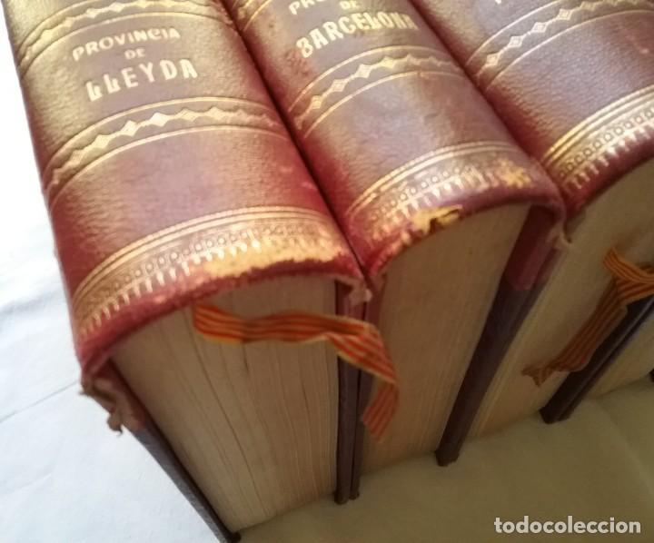 Libros antiguos: GEOGRAFIA GENERAL DE CATALUNYA PROVINCIA 4 VOL. F. CARRERAS Y CANDI PRINCIPIOS S. XX - Foto 27 - 156621922