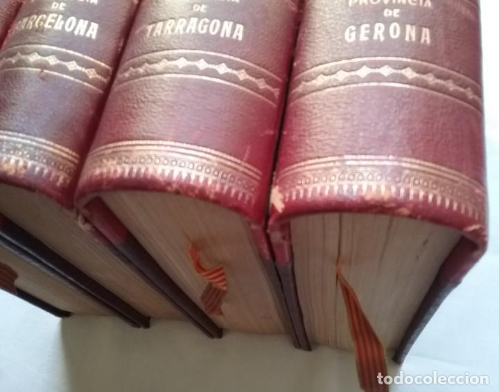 Libros antiguos: GEOGRAFIA GENERAL DE CATALUNYA PROVINCIA 4 VOL. F. CARRERAS Y CANDI PRINCIPIOS S. XX - Foto 29 - 156621922