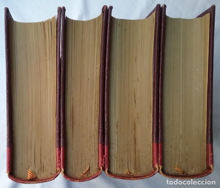 Libros antiguos: GEOGRAFIA GENERAL DE CATALUNYA PROVINCIA 4 VOL. F. CARRERAS Y CANDI PRINCIPIOS S. XX - Foto 31 - 156621922