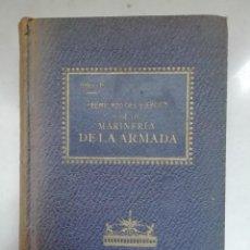 Libros antiguos: MANUAL DEL RECLUTAMIENTO Y REEMPLAZO DEL EJÉRCITO Y DE LA MARINERÍA DE LA ARMADA 1925. Lote 156735038