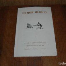 Libros antiguos: HUMOR MEDICO . Lote 156749134
