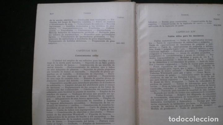 Libros antiguos: TRATADO PRÁCTICO DE REPARACIÓN DE AUTOMÓVILES-GUIA PRÁCTICA DEL AUTOMOVILISTA-VICTOR W. PAGÉ-1925 - Foto 10 - 156753710