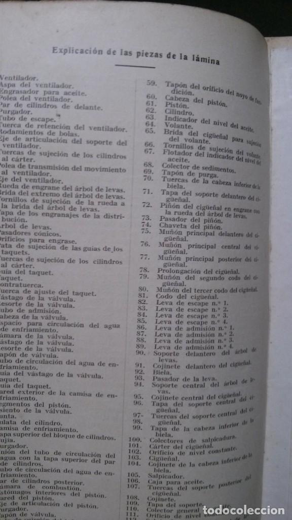 Libros antiguos: TRATADO PRÁCTICO DE REPARACIÓN DE AUTOMÓVILES-GUIA PRÁCTICA DEL AUTOMOVILISTA-VICTOR W. PAGÉ-1925 - Foto 11 - 156753710