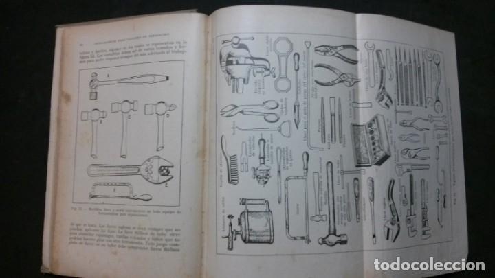 Libros antiguos: TRATADO PRÁCTICO DE REPARACIÓN DE AUTOMÓVILES-GUIA PRÁCTICA DEL AUTOMOVILISTA-VICTOR W. PAGÉ-1925 - Foto 12 - 156753710