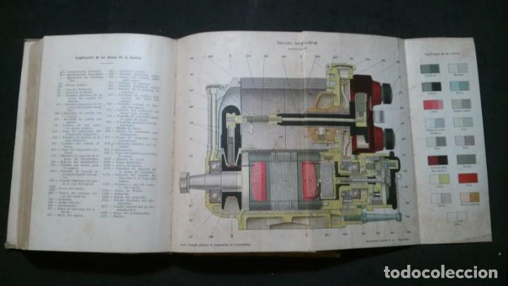 Libros antiguos: TRATADO PRÁCTICO DE REPARACIÓN DE AUTOMÓVILES-GUIA PRÁCTICA DEL AUTOMOVILISTA-VICTOR W. PAGÉ-1925 - Foto 13 - 156753710
