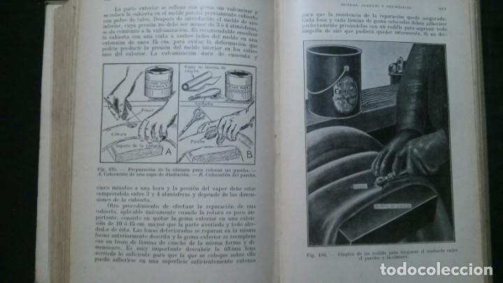 Libros antiguos: TRATADO PRÁCTICO DE REPARACIÓN DE AUTOMÓVILES-GUIA PRÁCTICA DEL AUTOMOVILISTA-VICTOR W. PAGÉ-1925 - Foto 15 - 156753710