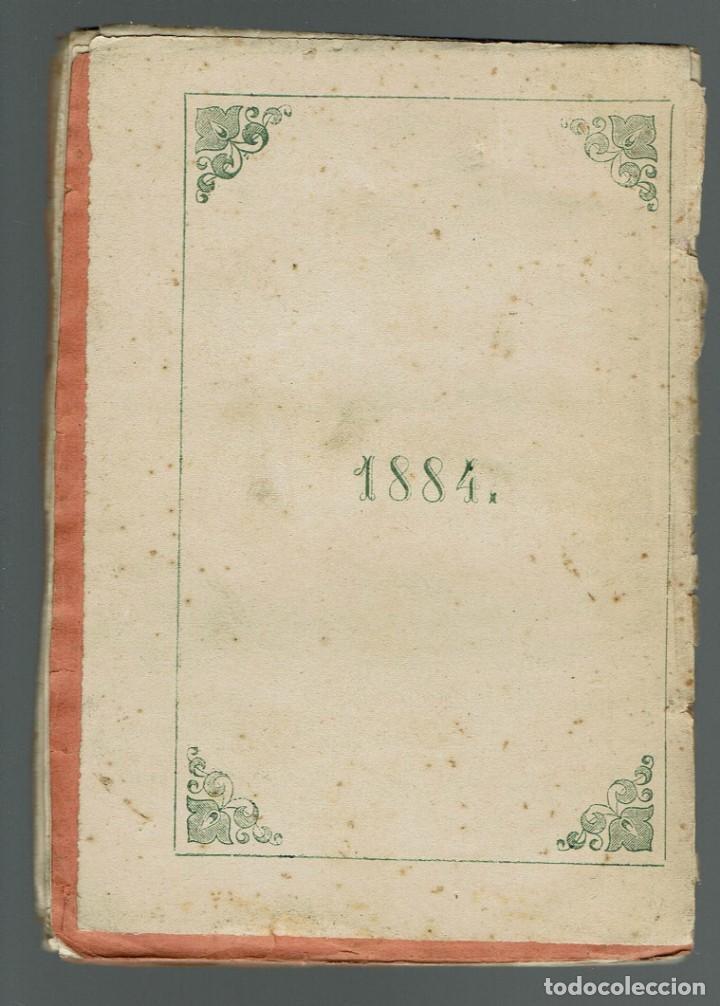 Libros antiguos: CATÁLOGO DE LAS OBRAS, OPÚSCULOS Y DEMÁS PUBLICACIONES DE LA LIBRERÍA DE FÁBREGES. 1884(MENORCA.1.2) - Foto 3 - 159081953