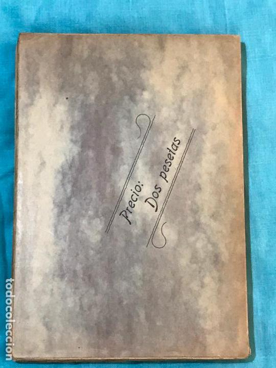 Libros antiguos: ROMANCES POPULARES MURCIANOS-JOSÉ MARTÍNEZ TORNEL-1917-IMP. LOURDES- MURCIA. - Foto 4 - 156833134