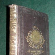 Libros antiguos: VIDAL DE VALENCIANO, CAYETANO: ELOCUENCIA Y POESÍA CASTELLANAS. 1887. Lote 156865050