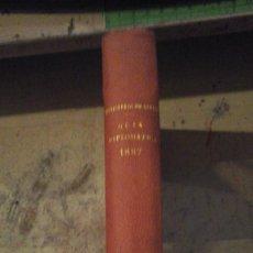 Libros antiguos: GUÍA DIPLOMÁTICA DE ESPAÑA. AÑO 1887 (MADRID, 1887). Lote 156889750