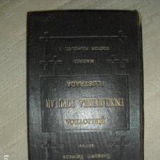 Libros antiguos: 1881 MANUAL DE GALVANOPLASTIA Y ESTEREOTIPIA LUCIANO MONET. Lote 156891494