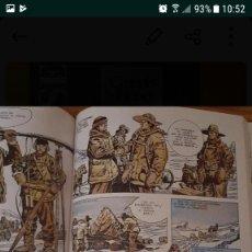 Libros antiguos: GRANDES HÉROES DE LA HISTORIA. LAROUSSE.COMIC. MÍOSMARTAC.. Lote 156960746