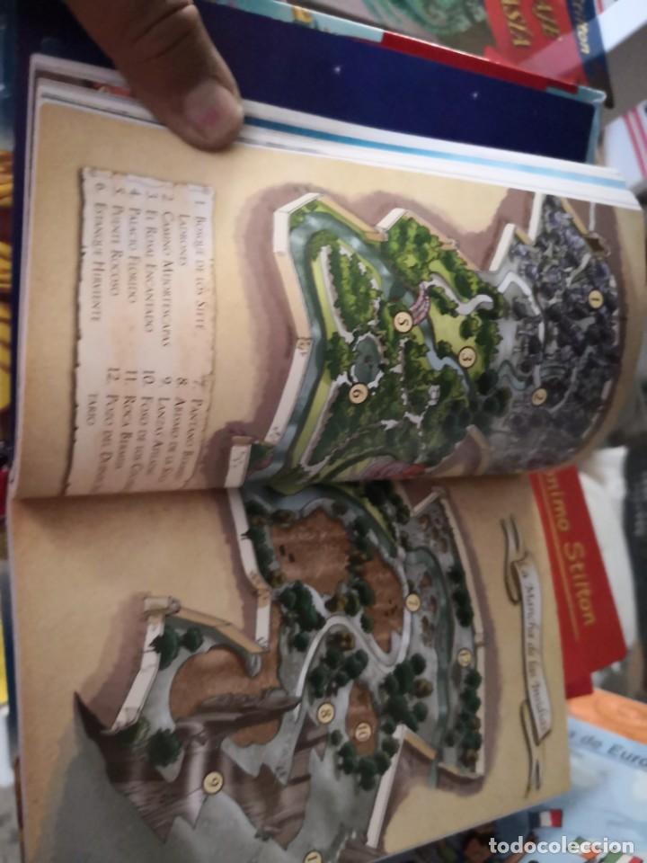 Libros antiguos: Sexto viaje al reino de la fantasia. Geronimo Stilton - Foto 5 - 171141327