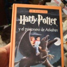 Libros antiguos: HARRY POTTER Y EL PRISIONERO DE AZKABAN. J.K. ROWLING. EDT SALAMANDRA . Lote 156983058