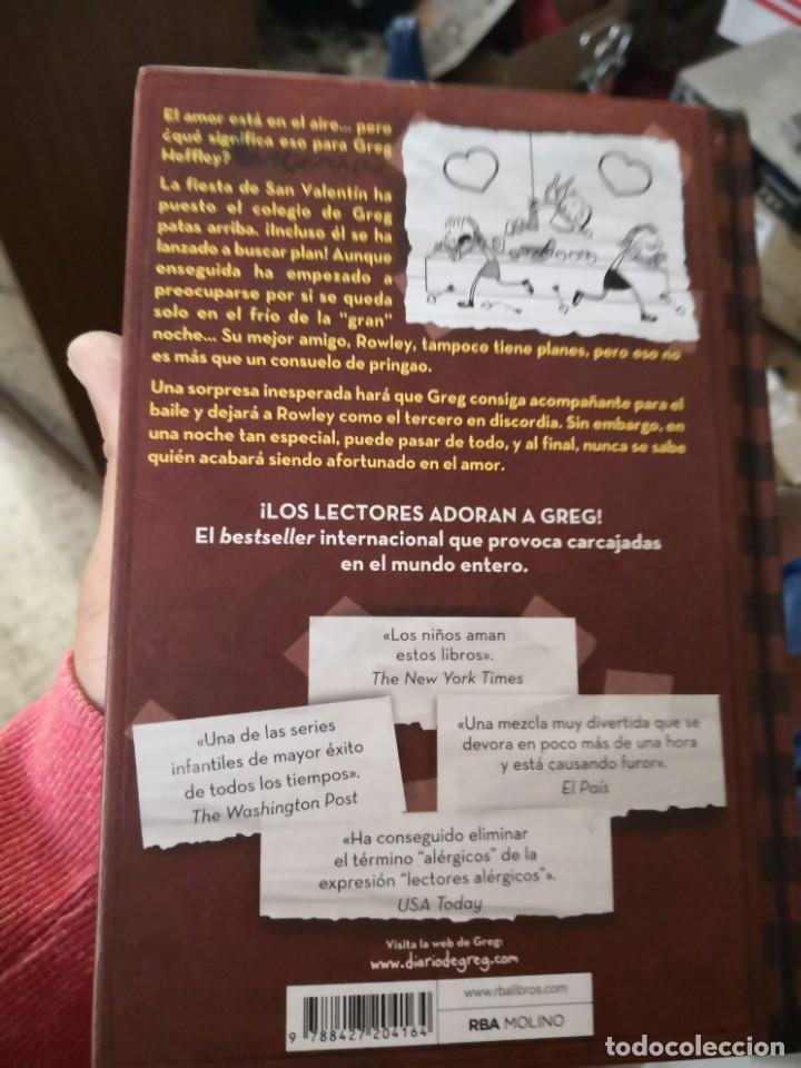 Libros antiguos: DIARIO DE GREG (DE JEFF KINNEY) nº7: buscando plan - Foto 2 - 171141849