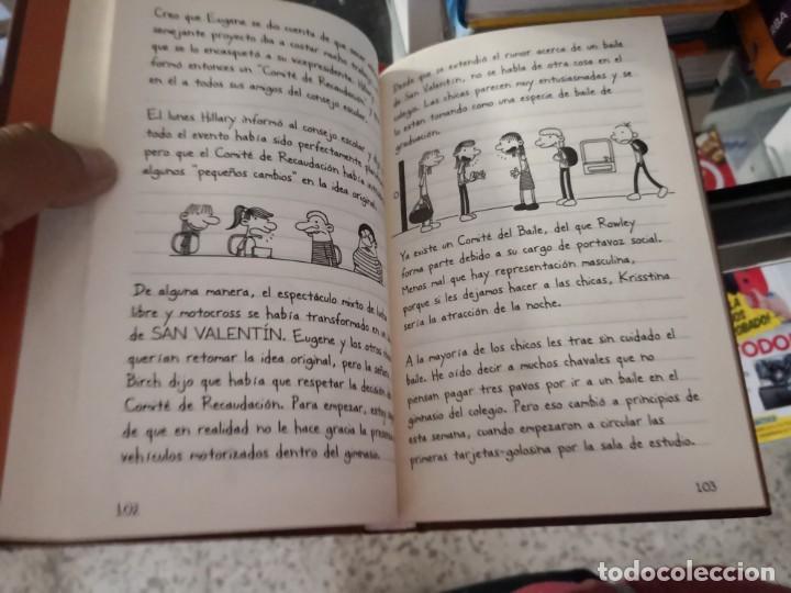 Libros antiguos: DIARIO DE GREG (DE JEFF KINNEY) nº7: buscando plan - Foto 6 - 171141849