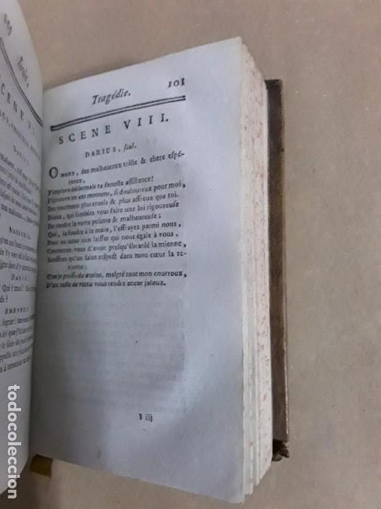 Libros antiguos: Libro de 1711,ouvres de crebillon,tomo second rhadamisthe et zenobie tragedie. - Foto 7 - 157089658