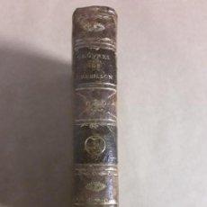 Libros antiguos: LIBRO DE 1711,OUVRES DE CREBILLON,TOMO SECOND RHADAMISTHE ET ZENOBIE TRAGEDIE.. Lote 157089658