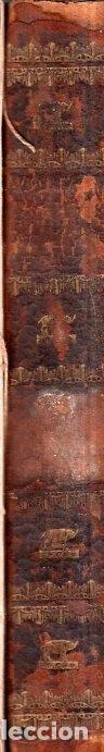 Libros antiguos: BUFFON´S NATURAL HIFTORY. BARR´S BUFFON. A THEORY OF THE EARTH A GENERAL HISTORY OF MAN.1797. VOL. V - Foto 21 - 157225518