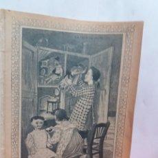Libros antiguos: PERIÓDICO INFANTIL GENTE MENUDA NÚMERO 19 DEL 10 DE MAYO DEL 1908. Lote 157273052