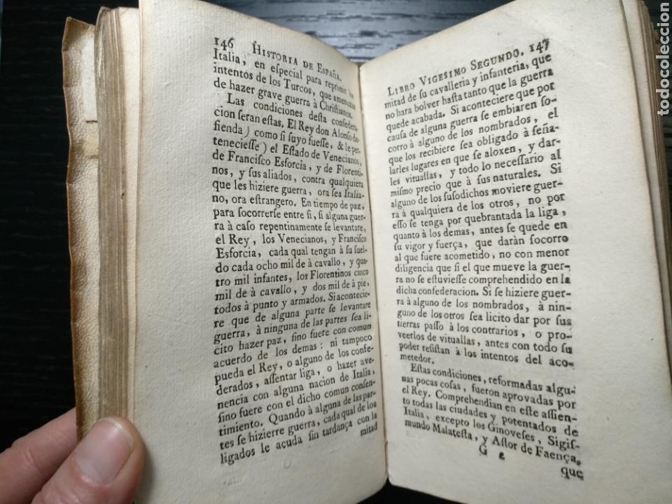Libros antiguos: Historia general de España. Padre Juan de Mariana. Tomo 8. Año 1737 - Foto 3 - 157274650