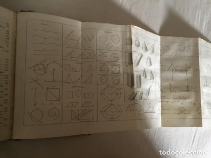 Libros antiguos: Carpintería.Manuel du charpentier, Paris 1834 Hanus - Foto 5 - 157328190