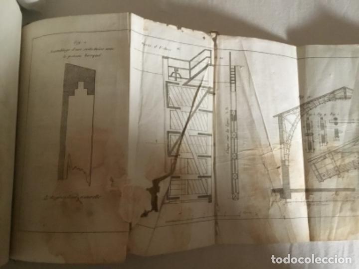 Libros antiguos: Carpintería.Manuel du charpentier, Paris 1834 Hanus - Foto 9 - 157328190