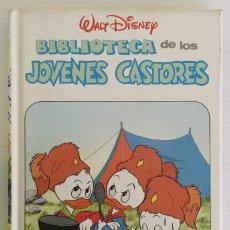 Libros antiguos: WALT DISNEY – BIBLIOTECA DE LOS JÓVENES CASTORES Nº 1 – PLANETA DE AGOSTINI – 1988. Lote 157334186