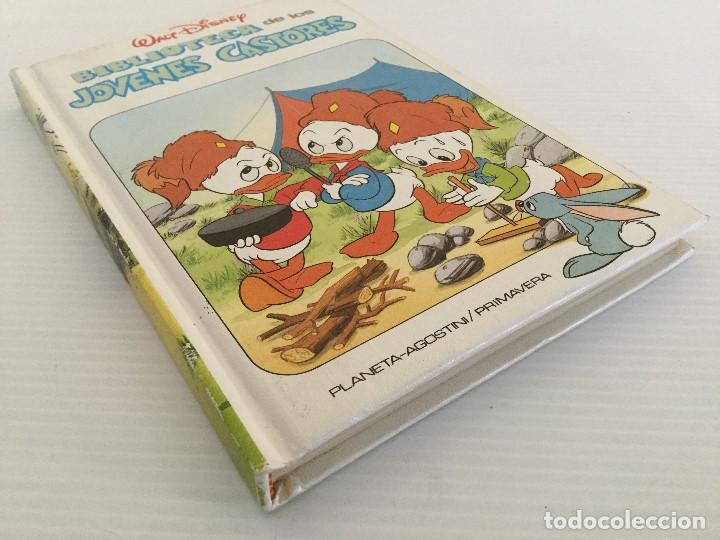 Libros antiguos: Walt Disney – Biblioteca de los jóvenes castores Nº 1 – Planeta de Agostini – 1988 - Foto 3 - 157334186