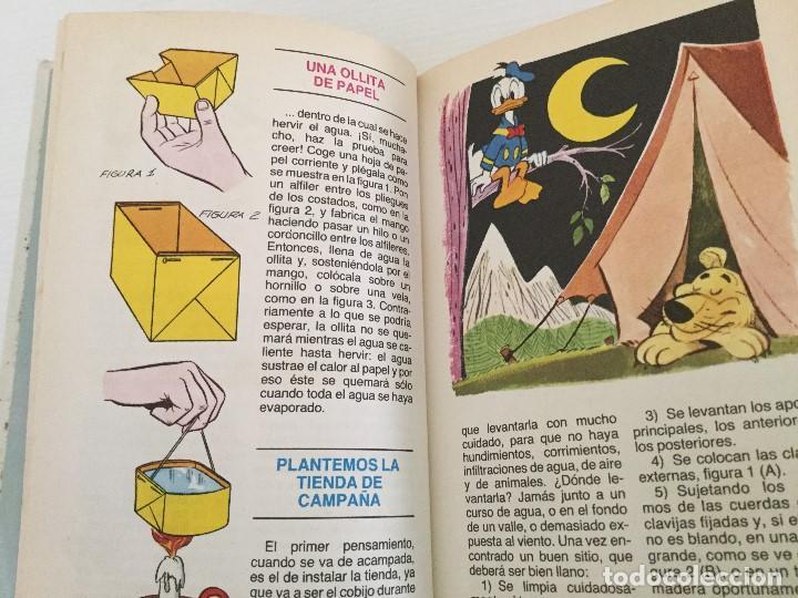 Libros antiguos: Walt Disney – Biblioteca de los jóvenes castores Nº 1 – Planeta de Agostini – 1988 - Foto 7 - 157334186
