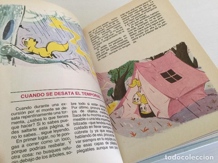 Libros antiguos: Walt Disney – Biblioteca de los jóvenes castores Nº 1 – Planeta de Agostini – 1988 - Foto 8 - 157334186