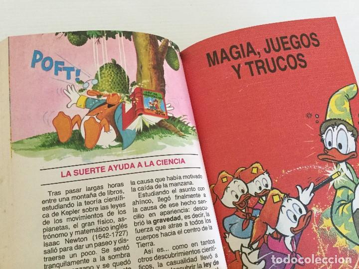 Libros antiguos: Walt Disney – Biblioteca de los jóvenes castores Nº 1 – Planeta de Agostini – 1988 - Foto 11 - 157334186