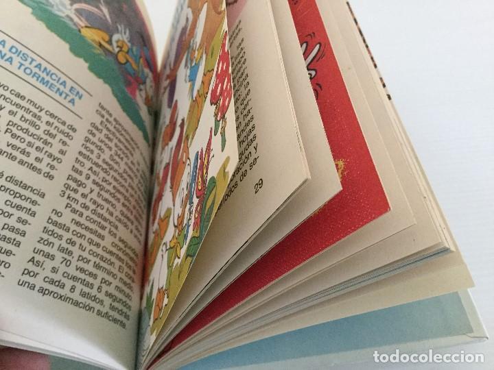 Libros antiguos: Walt Disney – Biblioteca de los jóvenes castores Nº 1 – Planeta de Agostini – 1988 - Foto 12 - 157334186