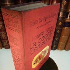 Libros antiguos: ENCICLOPEDIA CULINARIA. LA COCINA COMPLETA. ESPASA-CALPE. MARÍA MESTAYER DE ECHAGÜE. 1982. Lote 157364386