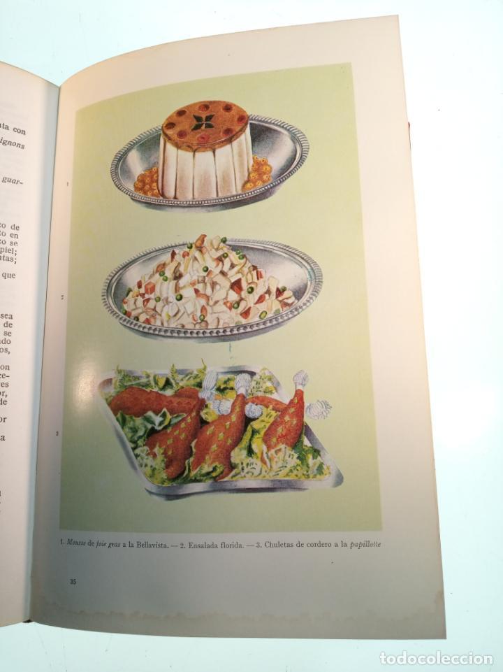 Libros antiguos: Enciclopedia culinaria. La Cocina completa. Espasa-Calpe. María Mestayer de Echagüe. 1982 - Foto 11 - 157364386