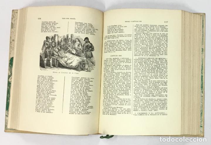 Libros antiguos: VIAJE POR ESPAÑA. - DAVILLIER, Charles. Con ilustraciones de Gustavo Doré. Edición numerada. - Foto 5 - 123180508