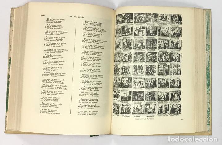 Libros antiguos: VIAJE POR ESPAÑA. - DAVILLIER, Charles. Con ilustraciones de Gustavo Doré. Edición numerada. - Foto 10 - 123180508