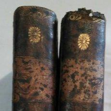 Libros antiguos: COMPENDIO DE LA HISTORIA DE ESPAÑA - R. P. DUCHESNE. COMPLETA 2 TOMOS. MADRID 1817.. Lote 157699858