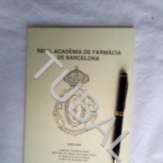 Libros antiguos: TUBAL DISCURSO MIQUEL YLLA-CATALA VIC. Lote 157756246