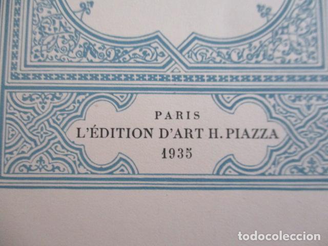 Libros antiguos: Le jardin des roses. - SAADI. 1935 - TIRADA DE 300 EJEMPLARES (EN FRANCES) - Foto 8 - 157759198