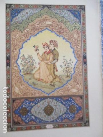 Libros antiguos: Le jardin des roses. - SAADI. 1935 - TIRADA DE 300 EJEMPLARES (EN FRANCES) - Foto 9 - 157759198