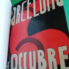 Libros antiguos: BARCELONA 6 D'OCTUBRE 2ª EDICIÒN AÑO 1935. Lote 157760254