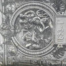 Libros antiguos: LA ILUSTRACIÓN ESPAÑOLA Y AMERICANA TOMO I DE ENERO A JUNIO 1893. Lote 157900378