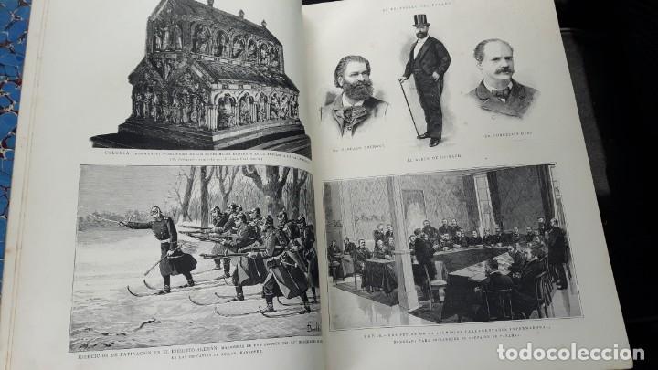 Libros antiguos: La Ilustración Española y Americana tomo I de enero a junio 1893 - Foto 3 - 157900378